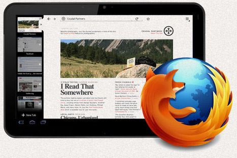 Mozilla Firefox is 9 years old in November 2013