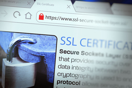 Why have SSL on a website