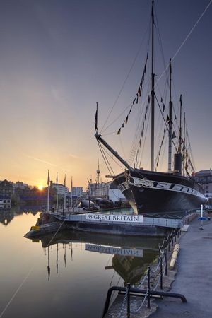 Ss Great Britain - Copyright David Noton