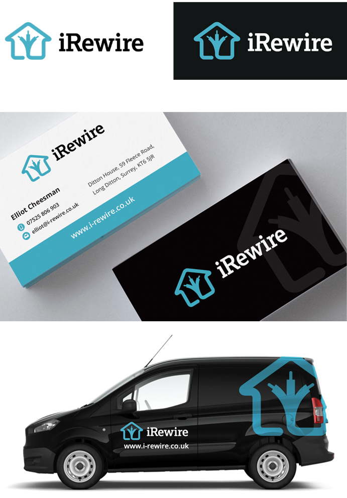 Custom Brand Identity Package  99designs