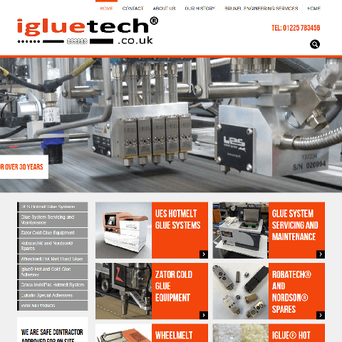 Integrated Glueing Technologies Ltd